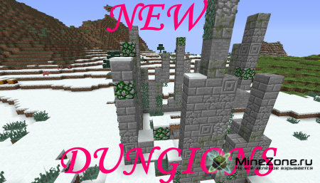 [1.2.5] New Dungeons