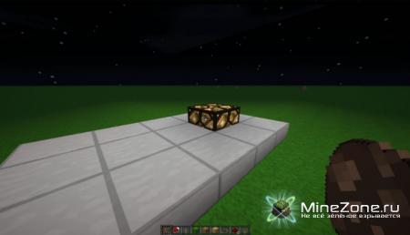 Minecraft: Сенсор Дня/Ночи