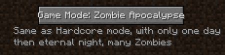 [1.2.5] Creeper Apocalypse and Zombie Apocalypse Modes!
