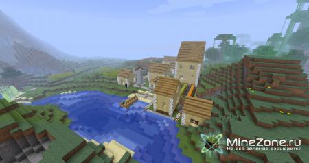 Деревня v3.0