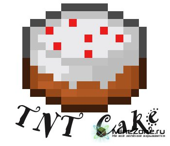 [1.2.5] TNT Cake - Explosive Cake Mod!