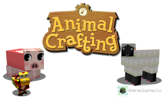 [1.3.1] [64x] Animal Crafting v2