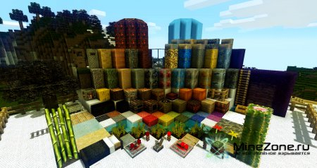 [1.2.5] [64x] Ravand's realistic HD Texture Pack