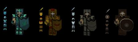 [1.2.5] [32x] WolfCraft