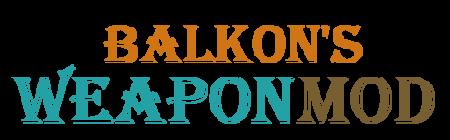 [1.3.2] Balkon's WeaponMod v9.1