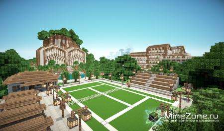 Elven resort