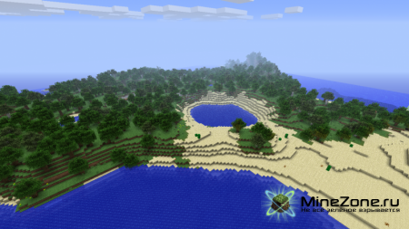 Лучшие сиды для Minecraft 1.2 Часть 2