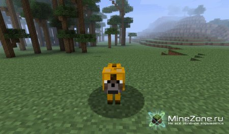 [1.2.5] More Wolves Mod - A wolf for every biome! v1.0.4