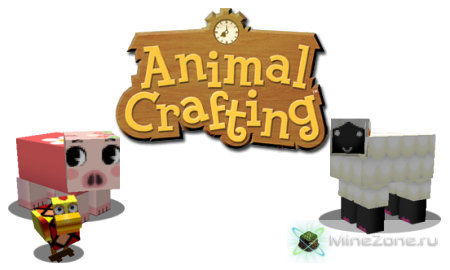 [1.2.5][64x] Animal Crafting