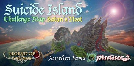 Suicide Island - Satan's Nest