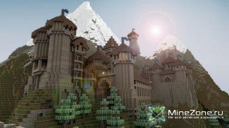 Tephra Castle, and the town of Noxshire