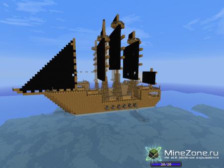 Поиски пиратского клада