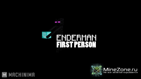[HD] Minecraft: Enderman First Person