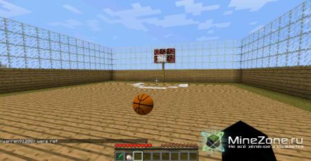 [1.2.5] [SSP/SMP] Sports Mod: Basketball, Football, Tennis v0.8.1