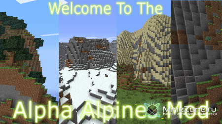 [1.2.5] The Alpha Alpines Mod