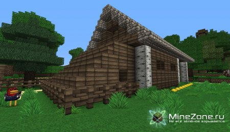 [1.3.1/1.3.2] [64x] Ovo's Rustic Pack: Redemption