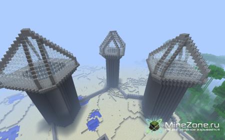 """Тайна 3 башен"". Начало"