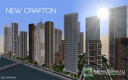 New Crafton (A Detailed Modern City) [Finished]