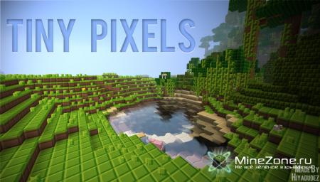 [1.2.5] [8x, 16x] Tiny Pixels