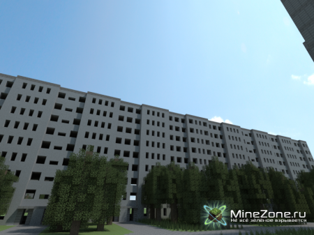 [WIP] Припять! Pripyat / Chernobyl 1:1 recreation.