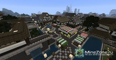 [1.2.5] Medieval Pack for 1.2.5 (16x16)