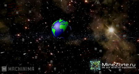 Minecraft in Space[720HD]