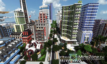 World of Keralis - Epic Modern Cities!