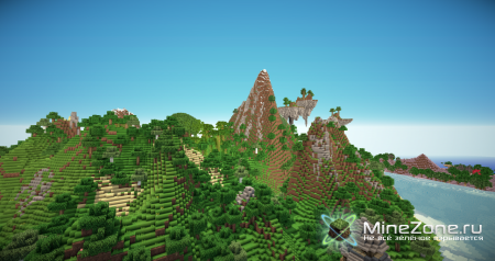 The Forgotten Island v2