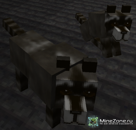 DJ PERSNIKITY'S WOLF TEXTURES [3]