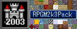 [16x][1.3.1] ~RPG CRAFT 2K3~ [ANIMATED ITEMS, CUSTOM WATER, NEW HUD/FONT]