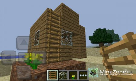 Minecraft - Pocket Edition(Android 2.3 and  iOS 4.3) [0.3.3]