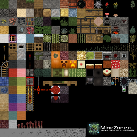 [1.4.2] [64x] Misa's Realistic Texture Pack
