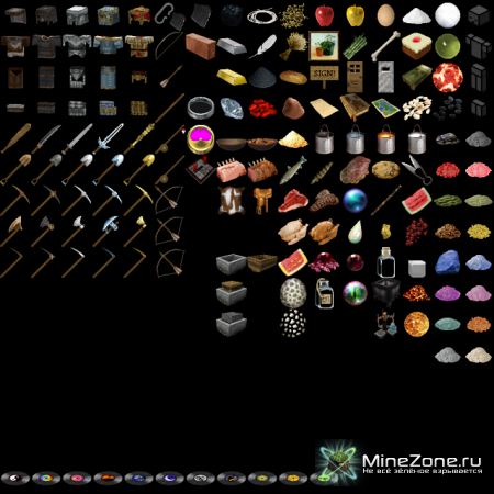 [1.3.1] [64X] MISA'S REALISTIC TEXTURE PACK