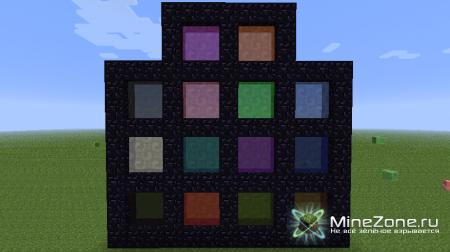 [1.3.1] Enhanced Portals - Any Size/Shape Nether Portals! Coloured Portals!