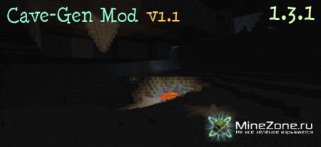 [1.3.1] CAVE-GEN MOD v1.1