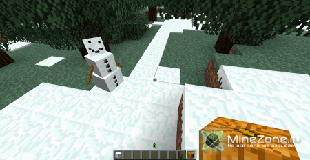 [1.3.1] Pumpkin-less Snow Golem v1.1