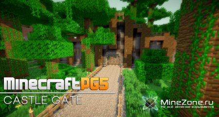 Fast Castle Gate