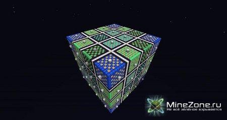 Cubehamster Puzzle Challenge #005 3D Lights-Out