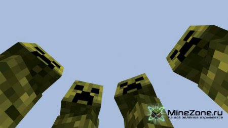 Minecraft animation - The Creeper Story