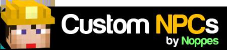 урок по моду Custom NPCs (часть 1)