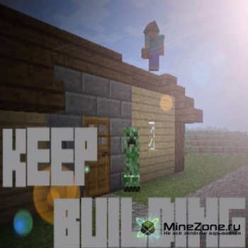 'Keep Building' - A Minecraft Parody of Leona Lewis' Bleeding Love