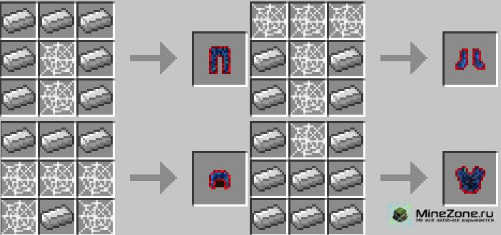 [1.3.2] Spiderman Mod