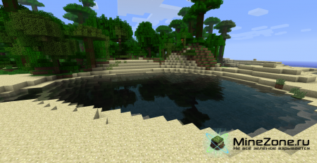 [1.4.2] WATER SHADER ALPHA