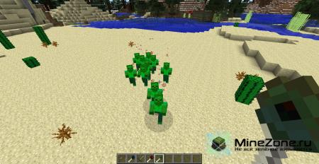 Minecraft 1.3.2 + 12 nice mods