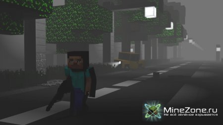 Zombie Apocalypse - Minecraft Animation