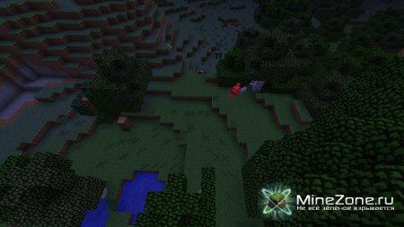 [1.3.2] Better Wilderness Mod