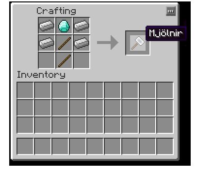 [1.3.2] Mjolnir Mod