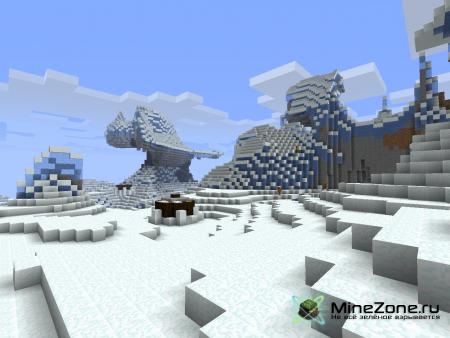 [1.3.2] Arctic Mod для minecraft