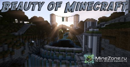Beauty of Minecraft - Sonic Ether's Unbelievable Shaders v10 [HD]