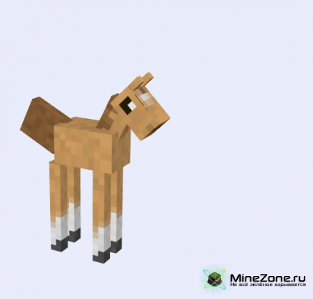 [1.3.2][SSP/SMP]Simple Horses